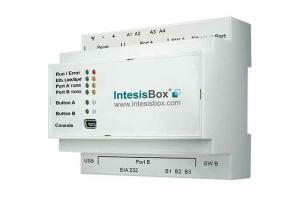 IntesisBox KNX/Fujitstu AC GW Com (VRF) 16 enh