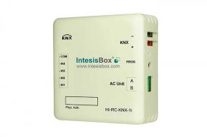 IntesisBox KNX/Hitachi AC GW Com (PAC,VRF) +4IN