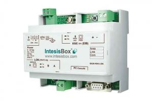 IntesisBox KNX/LonWorks GW 100 datap. / 128 enh