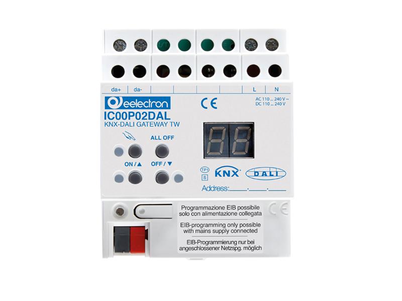 eelectron KNX DALI Gateway 32/64 Tunable White