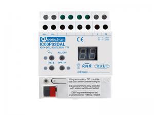 eelectron KNX DALI Gateway 1-kan 32g Tunable White