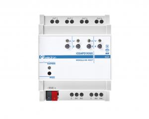 eelectron KNX Brytaktor 4-kan+4IN / 2-kan Jalusi