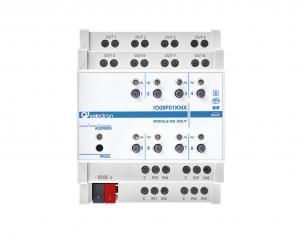 eelectron KNX Brytaktor 8-kan+8IN / 4-kan Jalusi