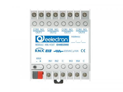 eelectron Brytaktor 8-kan+8IN - C-last