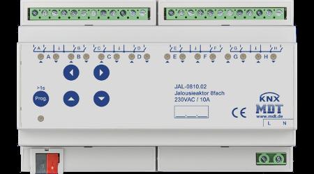 MDT Jalusiaktor 8-kan 230V