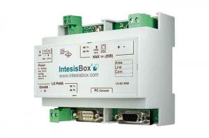 IntesisBox KNX/LG AC GW (RAC,PAC,VRF) 8 enh