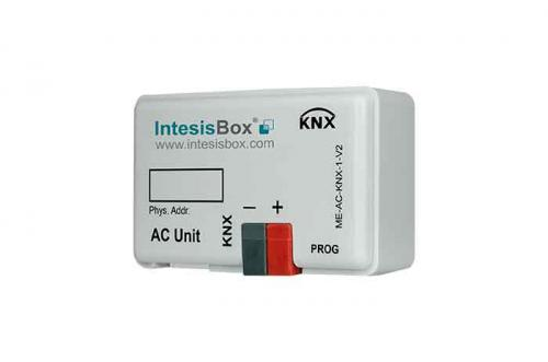 IntesisBox KNX/Mitsubishi AC GW (RAC,PAC,VRF)