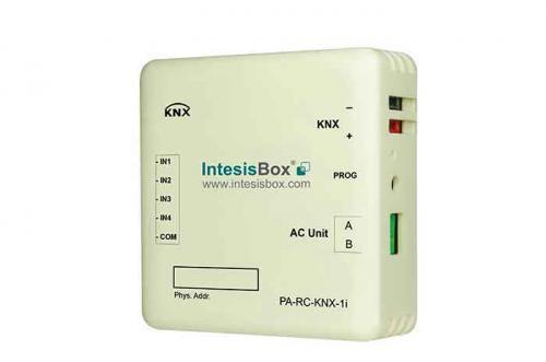 IntesisBox KNX/Panasonic AC GW FS/M (PAC,VRF) +4IN