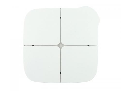 eelectron HomePad 4-kn Vit/Vit + temp + 4IN