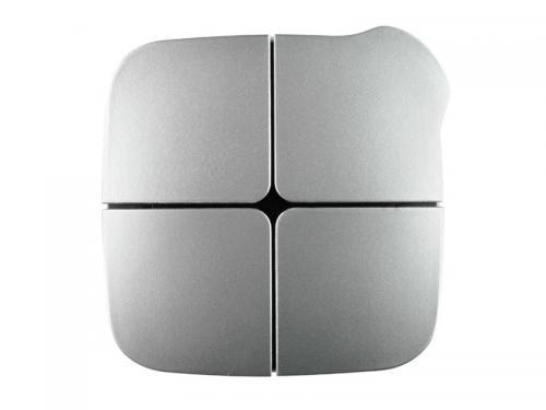 eelectron HomePad 4-kn Grå/Svart + temp + 4IN