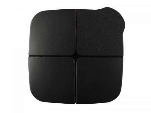 eelectron HomePad 4-kn Svart/Svart + temp + 4IN