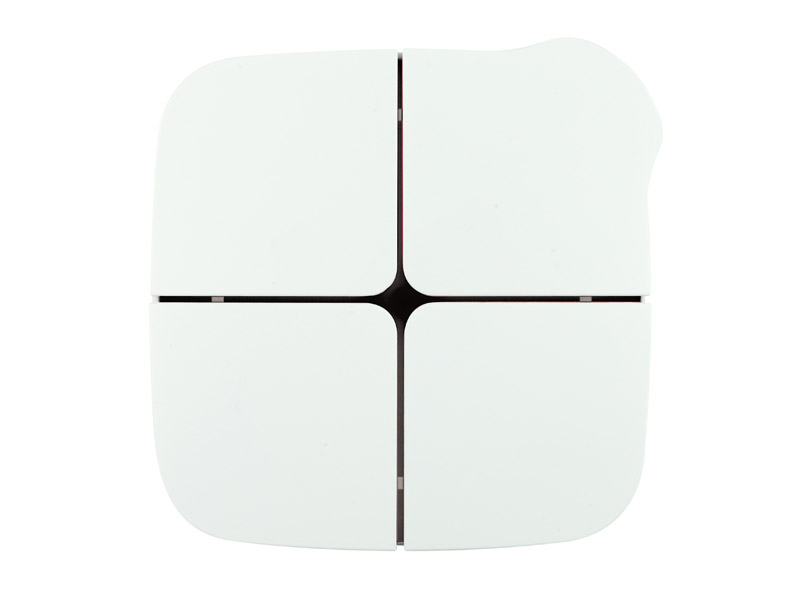 eelectron HomePad 8-kn Vit/Svart + temp + Circle