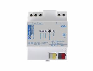 eelectron KNX Spänningsförs KNX 640mA + 30V +Larm