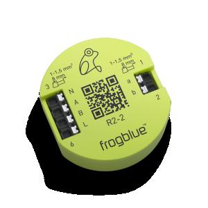 Frogblue frogRelay2-2 Bluetooth 2xRelä 2xIN 230V
