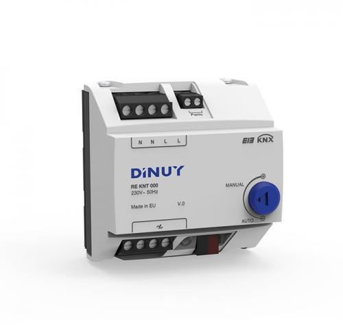 DINUY Dimmeraktor 1-kan 1000W / 300W LED