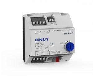 DINUY Dimmeraktor 4-kan 300W / 120W LED