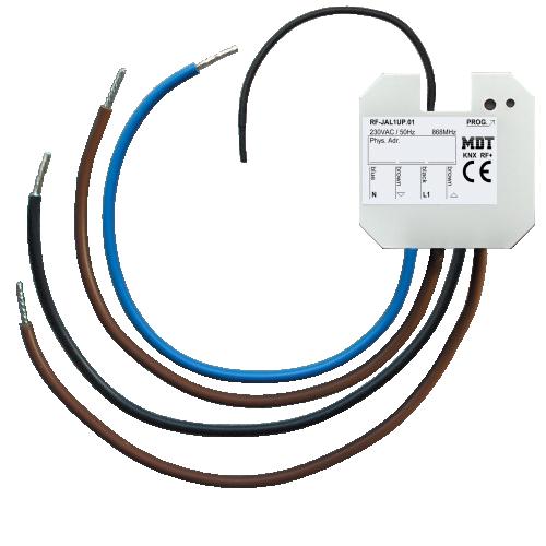 MDT RF Binäringång 2-kan 230V Dosmontage