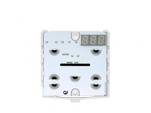 eelectron 9025 Busskopplare Termostat/Hygrostat Vit