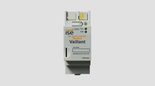 ise smart connect KNX Vaillant