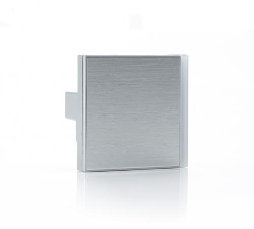 eelectron 3025 4-kn + temp 55x55 Grå Aluminium