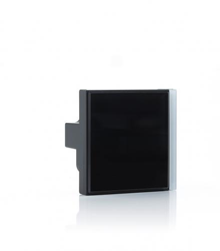 eelectron 3025 4-kn + temp 55x55 Svart Glas