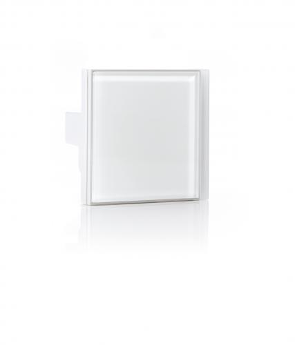 eelectron 3025 4-kn + temp 55x55 Vit Glas