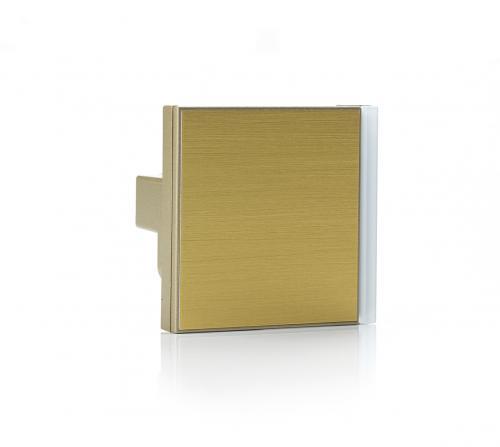 eelectron 3025 4-kn + temp 55x55 Guld Aluminium