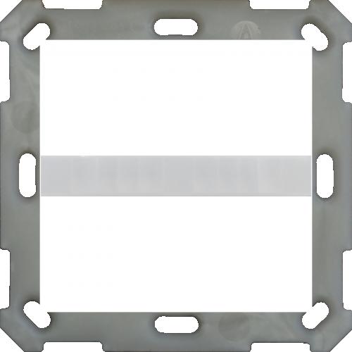 MDT Rörelsedetektor 55x55 Vit matt