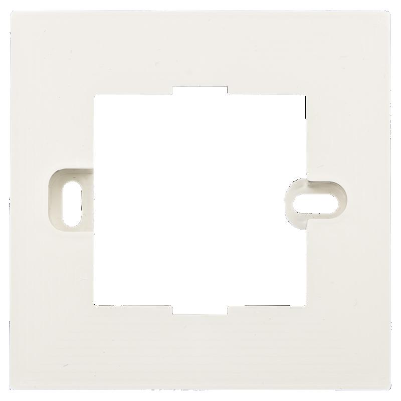 MDT Montageram Slimline för x4.01 4-sens Vit matt