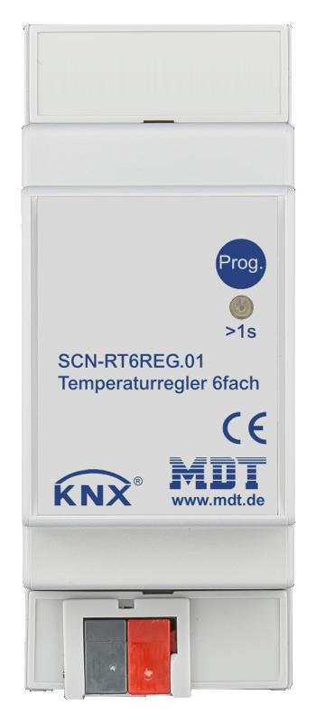 MDT Klimatregulator 6-kan