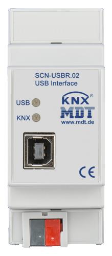 MDT USB-gränssnitt
