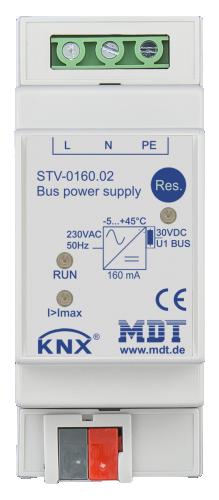 MDT Strömförsörjning 160mA STV