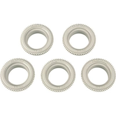 Lös ventiladapterring (låg) grå, för Giacomini, LK