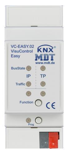 MDT Webbserver Easy + App