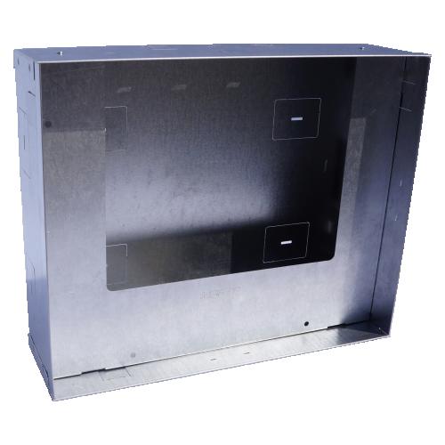 MDT Visucontrol 10-tum Infällnadsbox metall