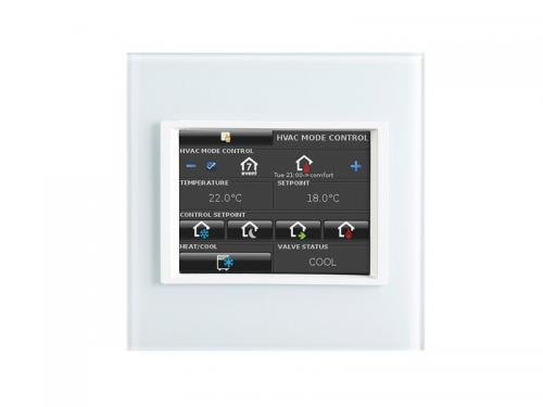 "eelectron 3025 3,5"" Touchskärm Square Vit/Glas"