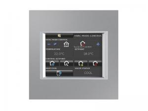 "eelectron 3025 3,5"" Touchskärm Square Silver/Plexi"