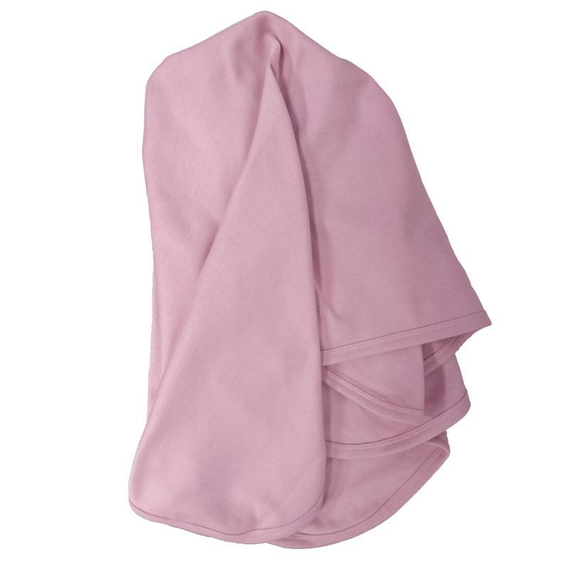 Baby blanket soft pink