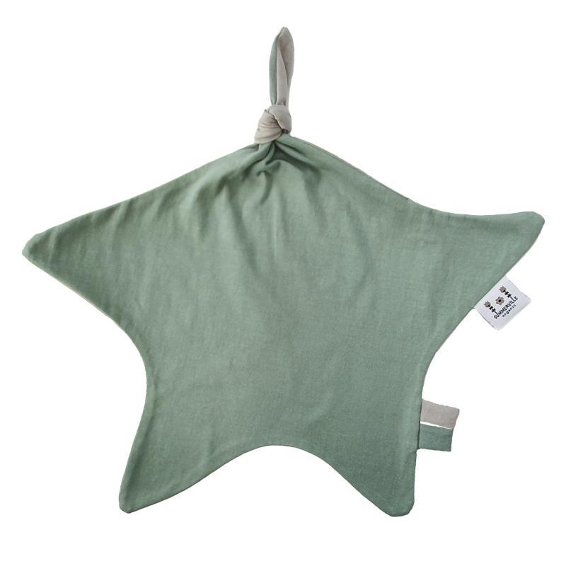 Blankie star green