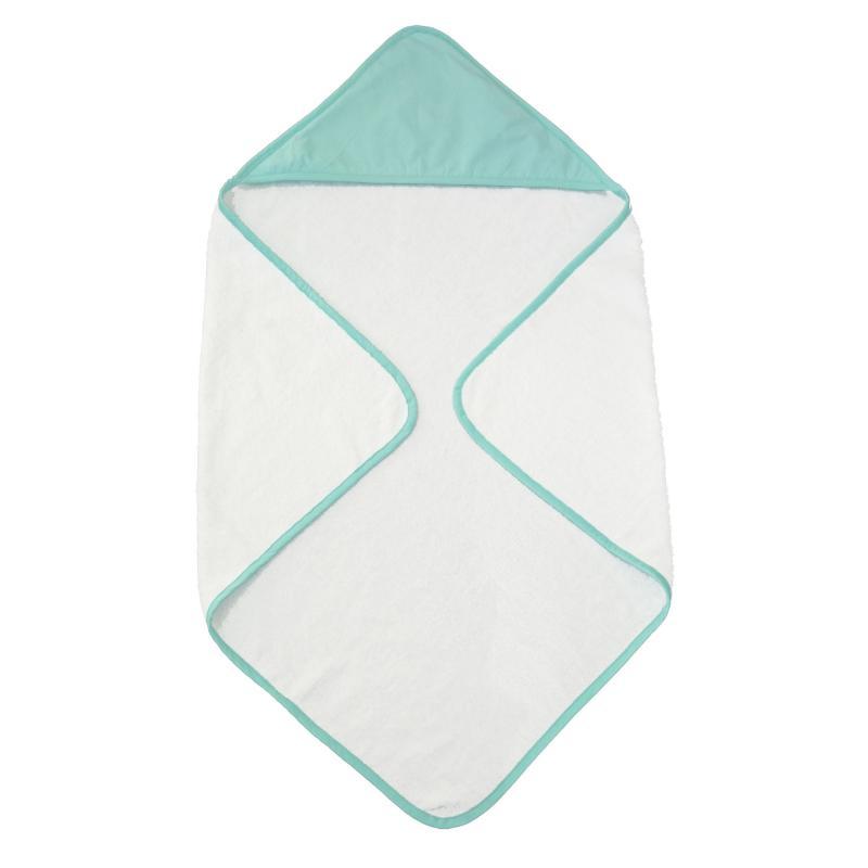 Hooded towel classic mint