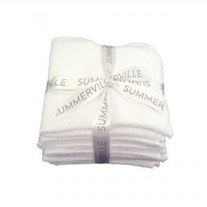 Washcloths, washable, pack of 10