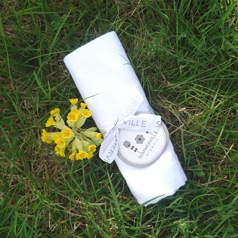 Flat sheet sateen baby