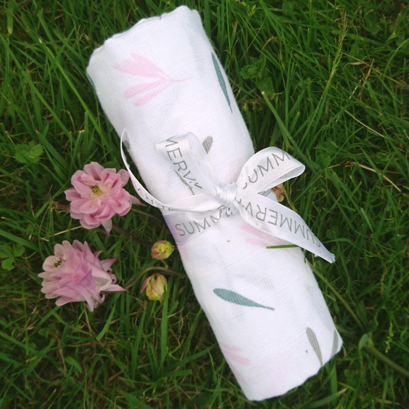 Muslin blanket summerlove