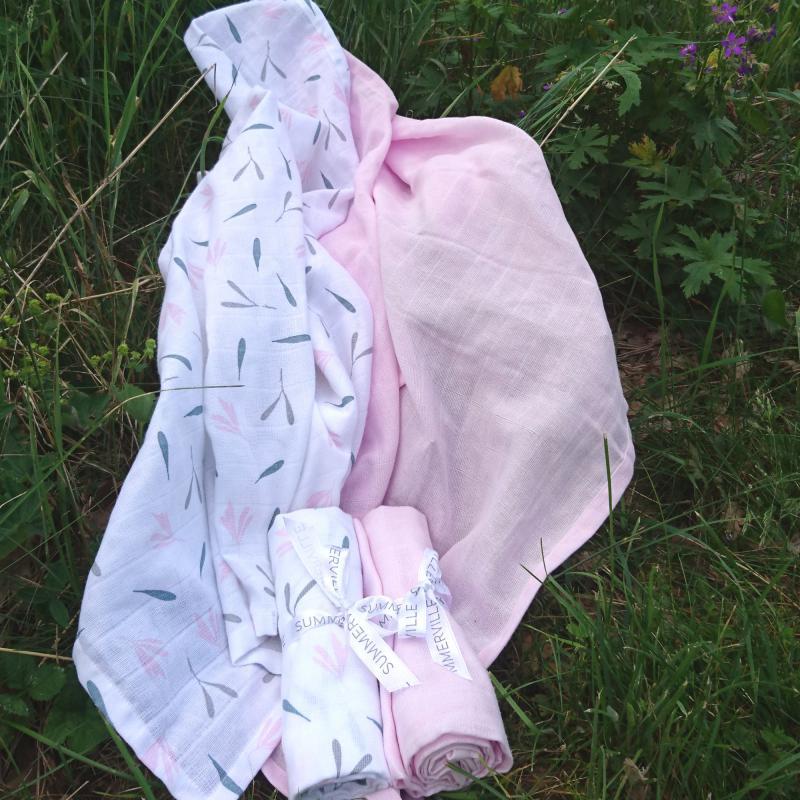 Muslin pack of 2 summerlove