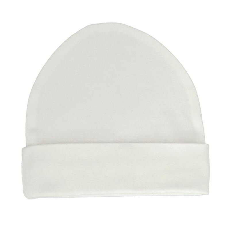 Hat white - outlet