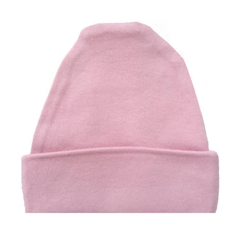 Hat soft pink