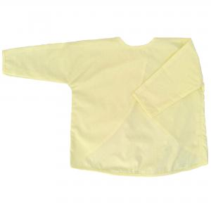 Apron yellow dotty