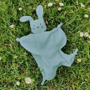 Cuddly rabbit green