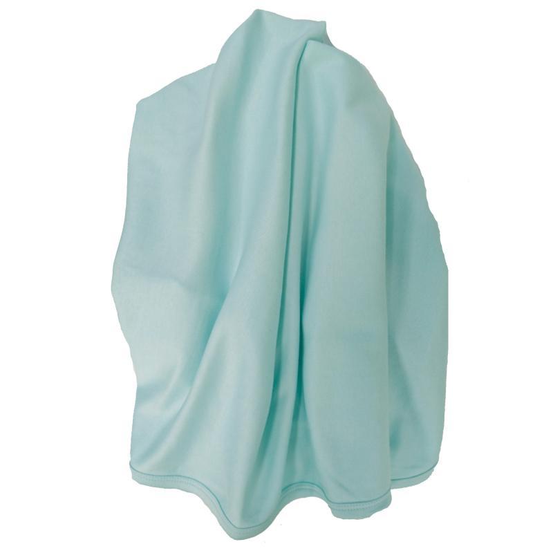 Baby blanket mint