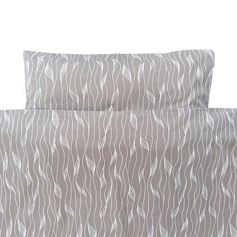 Bedding junior grey twist